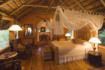 Benguerra Lodge Bedroom