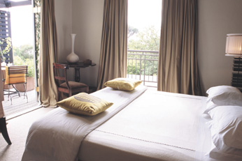 Kensington Place Bedroom