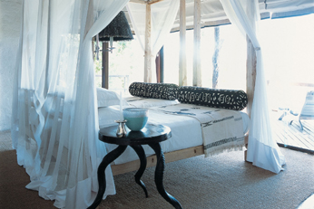 Singita Boulders Bedroom