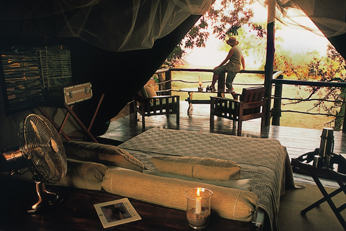 Chiawa Camp Bedroom