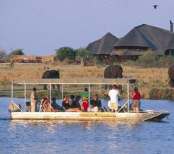 Botswana Fly-in-Safari; Desert & Delta Safaris - Semi Customized