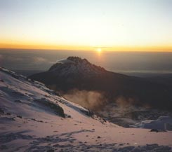 Kilimanjaro Climb; Marangu Route - Semi Customized